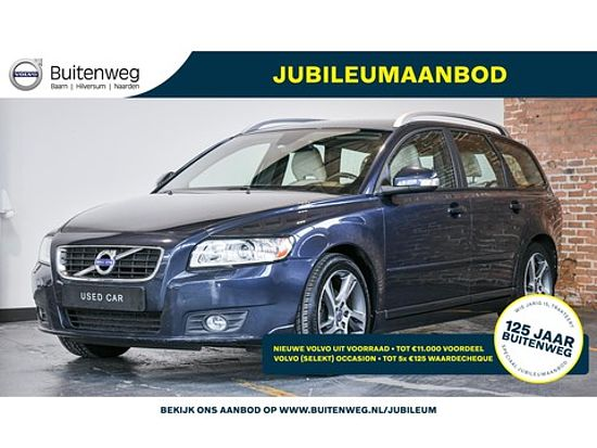 Volvo V50 D2 S/S Limited Edition